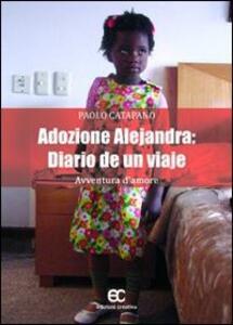 Adozione Alejandra. Diario de un viaje