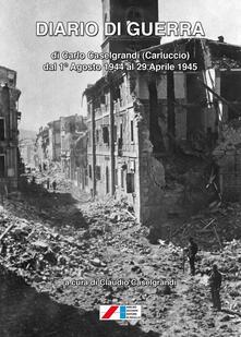 Daddyswing.es Diario di guerra (di Carlo Caselgrandi «Carluccio» dal 1° Agosto 1944 al 29 Aprile 1945) Image