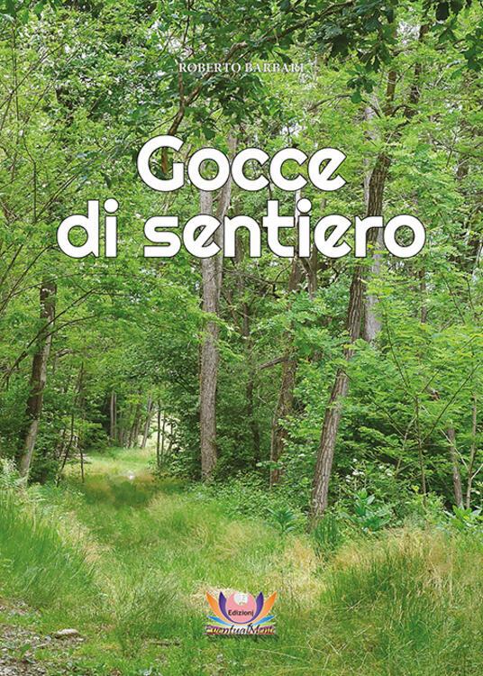 Gocce di sentiero - Roberto Barbari - copertina