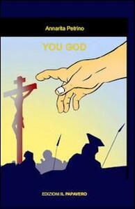 You god - Annarita Petrino - copertina