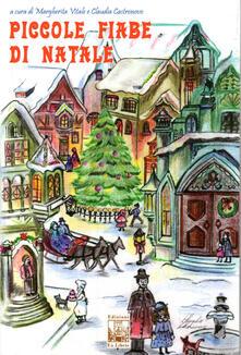 Premioquesti.it Piccole fiabe di Natale. Ediz. illustrata Image