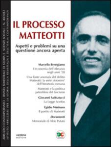 Processo a Matteotti