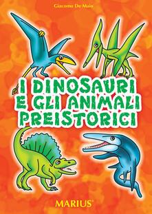 Lascalashepard.it I dinosauri e gli animali preistorici Image