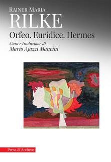 Orfeo. Euridice. Hermes.pdf