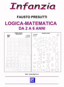 Logica-Matematica nel Centro d'Infanzia - Fausto Presutti - ebook