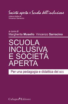Librisulladiversita.it Scuola inclusiva e società aperta. Per una pedagogia e didattica dei Bes Image