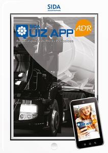 Quiz App ADR. Autotrasporto di merci pericolose