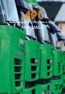 Lpgcsostenible.es Manuale APC. Autotrasporto di persone e cose Image