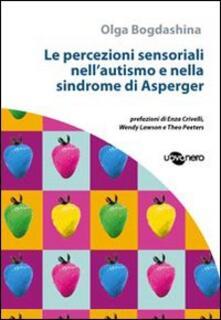 Warholgenova.it Le percezioni sensoriali nell'autismo e nella sindrome di Asperger Image