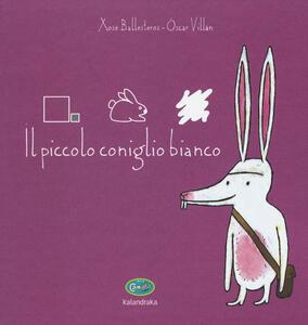 Il piccolo coniglio bianco