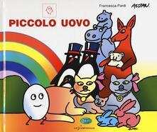 Squillogame.it Piccolo uovo. In CAA (Comunicazione Aumentativa Alternativa). Ediz. a colori Image