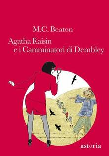 Charun.it Agatha Raisin e i camminatori di Dembley Image