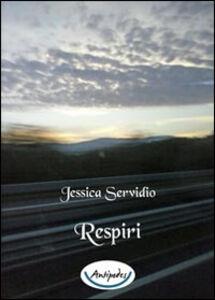 Libro Respiri Jessica Servidio