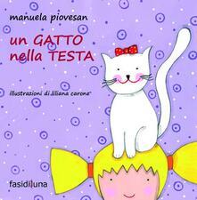 Grandtoureventi.it Un gatto nella testa. Ediz. illustrata Image
