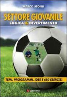 Daddyswing.es Calcio. Settore giovanile. Logica & divertimento. Temi, programmi, idee e 680 esercizi Image