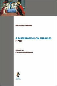 Dissertation on miracles (1762) (A)