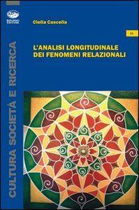 L' analisi longitudinale dei fenomeni relazionali