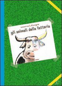 Gli animali della fattoria. Album da colorare