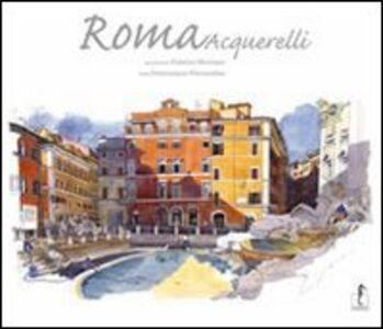 Roma. Acquerelli
