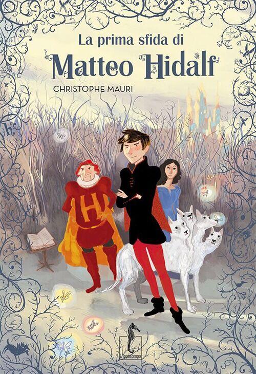 La prima sfida di Matteo Hidalf