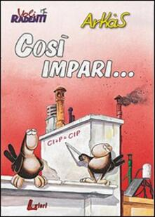 Nordestcaffeisola.it Così impari... Image