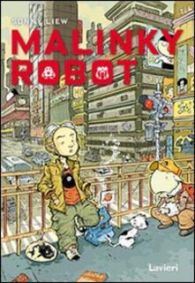Osteriacasadimare.it Malinky Robot Image