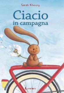 Librisulrazzismo.it Ciacio in campagna. Ediz. illustrata Image