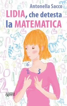 Radiosenisenews.it Lidia, che detesta la matematica Image