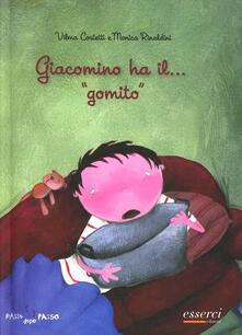 Mercatinidinataletorino.it Giacomino ha il... gomito Image