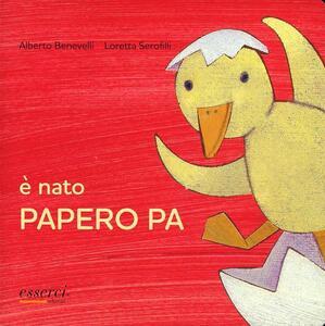 È nato Papero Pa