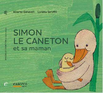 Simon le caneton et sa maman