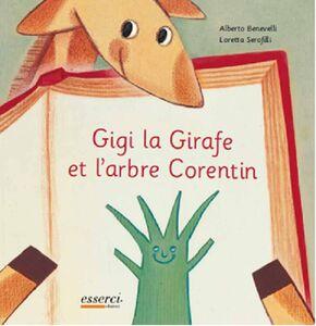 Gigi la Girafe et l'arbre Corentin