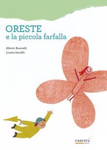 Winniearcher.com Oreste e piccola farfalla Image