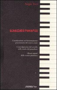 Sussidiario pianistico