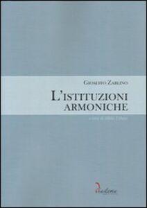 L' istituzioni armoniche. CD-ROM