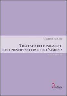 Tegliowinterrun.it Trattato dei fondamenti e dei principi naturali dell'armonia Image