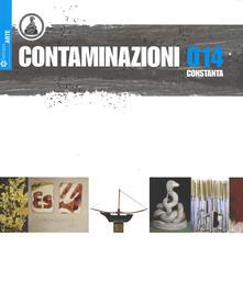 Contaminazioni 014. Catalogo della mostra (Costanza, 29 agosto-21 settembre 2014). Ediz. multilingue - copertina