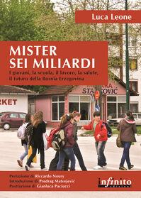 Mister sei miliardi. I giovani, la scuola, il lavoro, la salute, il futuro della Bosnia Erzegovina