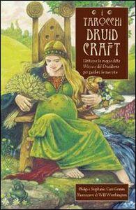I tarocchi druid craft. Utilizza la magia della Wicca e del druidismo per guidare la tua vita. Con gadget