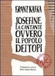 Josefine, la cantante ovvero il popolo dei topi