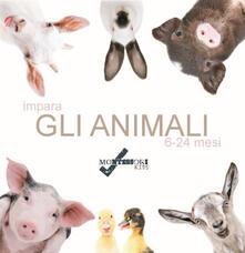 Impara gli animali. Ediz. illustrata.pdf