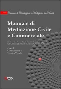 Manuale di mediazione civile e commerciale