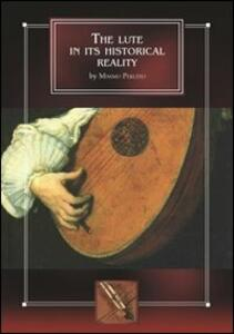 The lute in its historical reality - Mimmo Peruffo - copertina