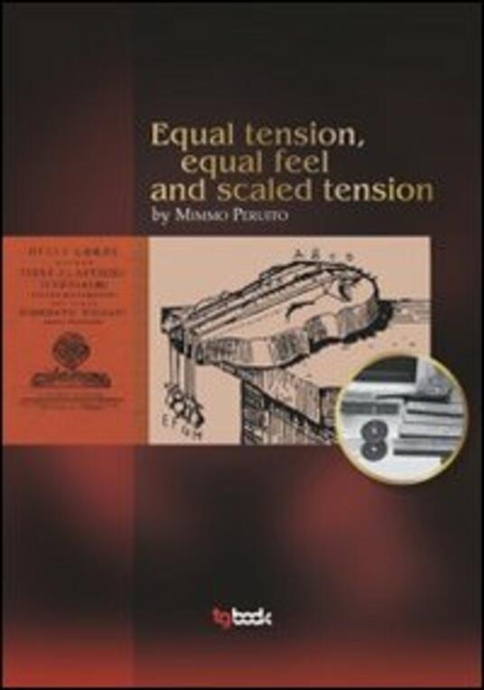 Equal tension, equal feel and scaled tension - Mimmo Peruffo - copertina