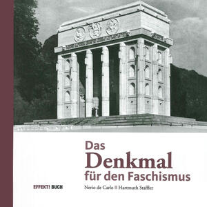 Das Denkmal für den faschismus