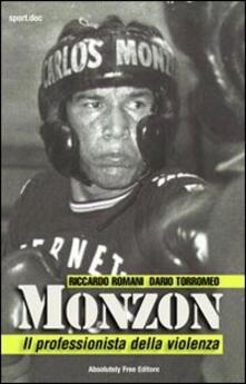Antondemarirreguera.es Monzon. Il professionista della violenza Image