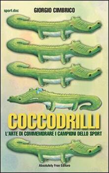 Winniearcher.com Coccodrilli. L'arte di commemorare i campioni dello sport Image