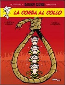 La corda al collo. Lucky Luke