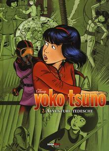 Associazionelabirinto.it Avventure tedesche. Yoko Tsuno. L'integrale. Vol. 2 Image