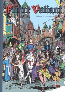 Milanospringparade.it Prince Valiant. Vol. 2: 1939-1940. Image